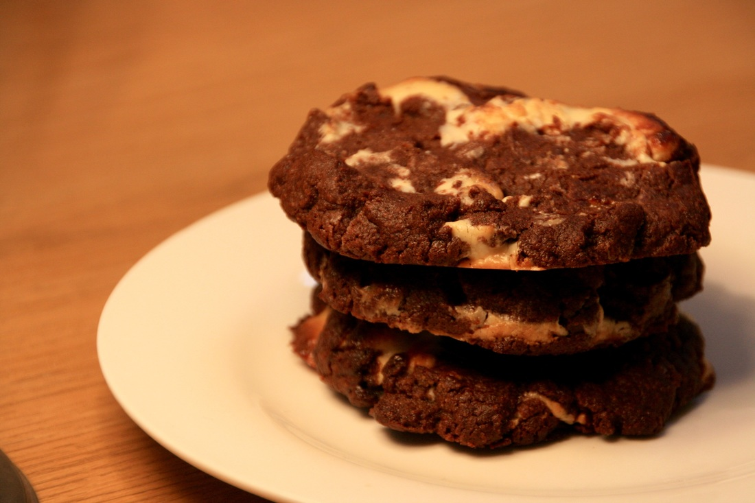 Mega Chocolate Cookies